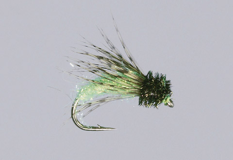 Caddis Green Ice Caddis