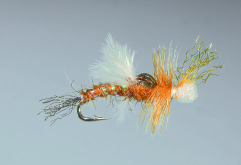 PMD Epoxyback Emerger
