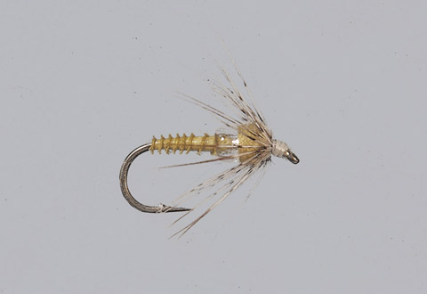 Rainy's PMD Soft Hackle Biot
