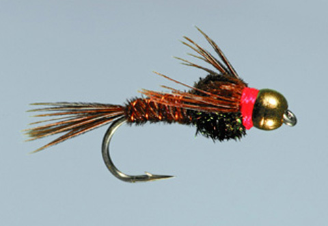 Hot Spot Pheasant Tail Nymph - TNG