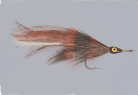 Rainy's Brown Tarpon Fly