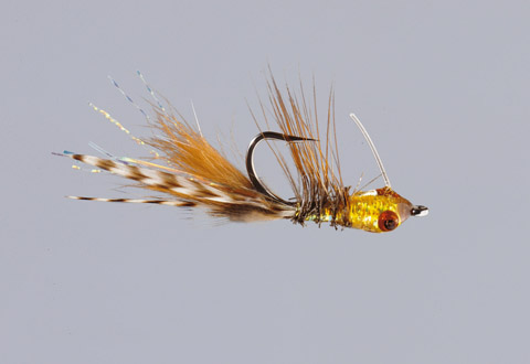 Tan Estes Epoxy Bonefish - WG