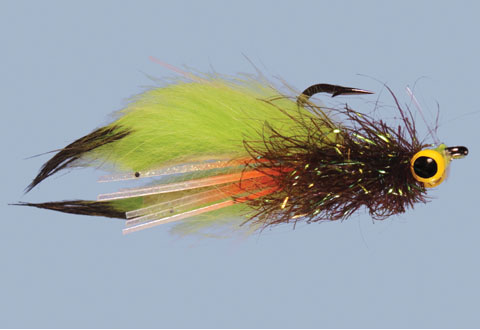 Alec's Marsh Munchie, Chartreuse - WG