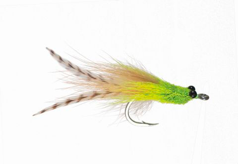 Colby's Sol Tarpon - Chartreuse