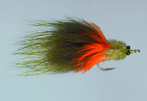 SWFT's Mo' Betta' Toad, Olive/Orange