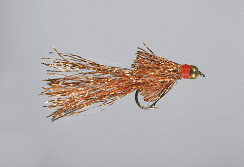 Empie's Copper Deadly Shiner - TNG