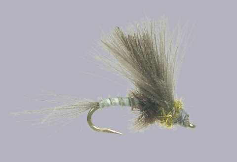 Haslam's Baetis Stuck-in-the-Shuck Emerger
