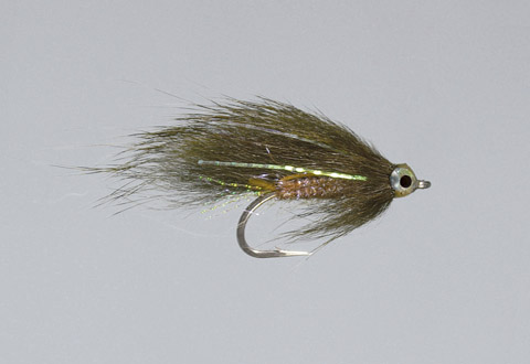 Kure's Olive Squirrel Micro Zonker