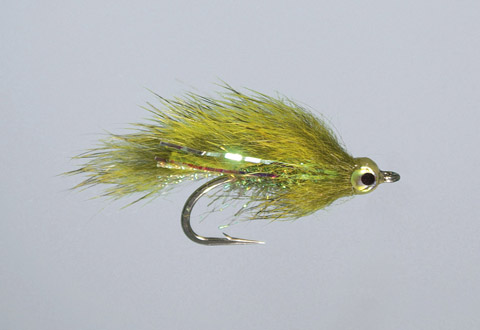 Kure's Chartreuse Squirrel Micro Zonker