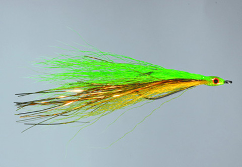 Lefty's Bendback Deceiver - Chart/Yellow