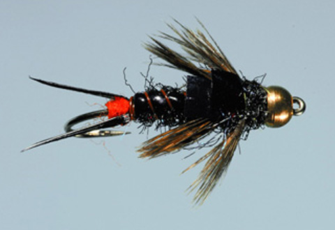 R. Murphy's Hot Butt Stonefly - Dark