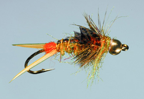 R. Murphy's Hot Butt Stonefly - Light