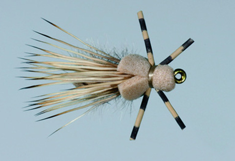 Steeves' Masquerade Caddis, Tan - FM