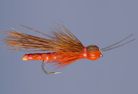 Whitlock's Adult Stonefly Dark