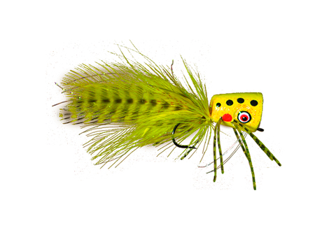 Whitlock's Yellow UL Air-Jet Bug