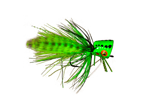 Whitlock's Chartreuse UL Air-Jet Bug