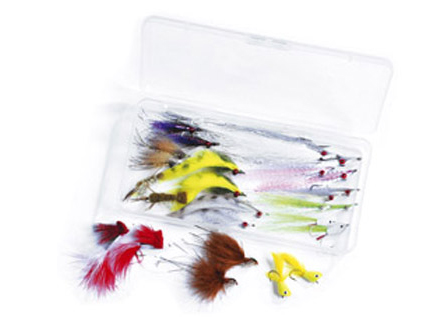 Clouser's Signature Classic Assortment (24 pack)